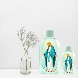 Plastic Holy Water Bottle -...