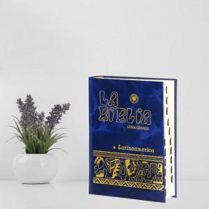Biblia latinoamericana...