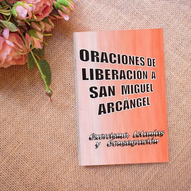 Oraciones de Liberación a San Miguel...
