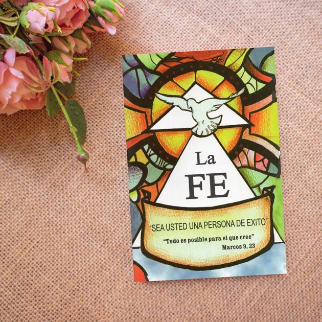 """La Fe ... """"Sea usted una persona de..."""