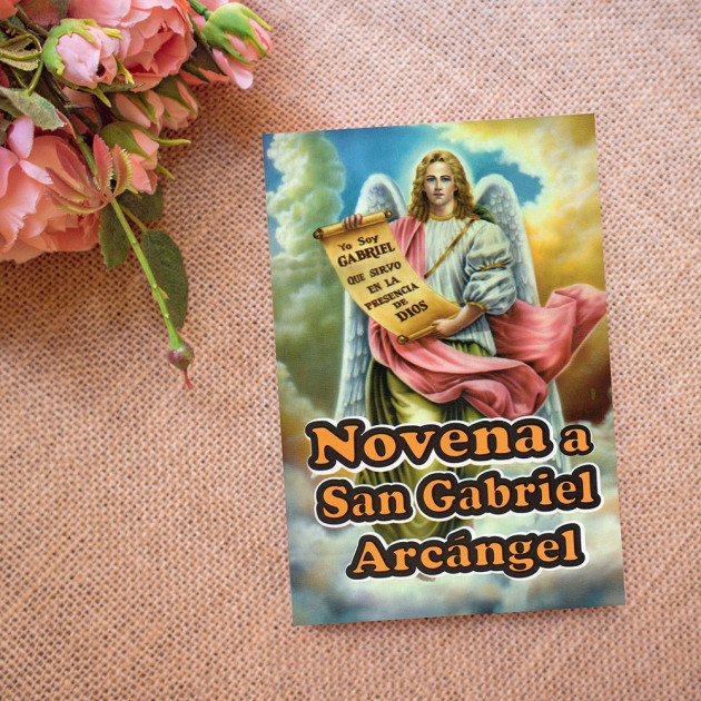 Novena a San Gabriel Arcángel