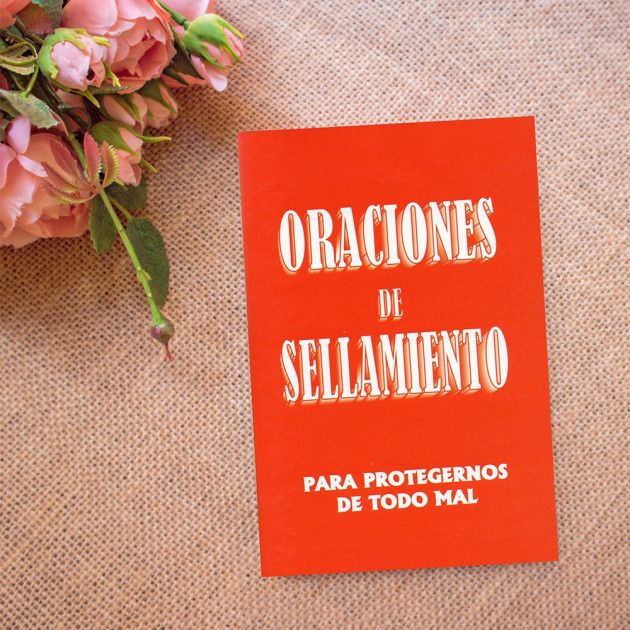 Oraciones de Sellamiento