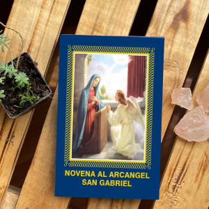 Novena  Arcángel  San Gabriel