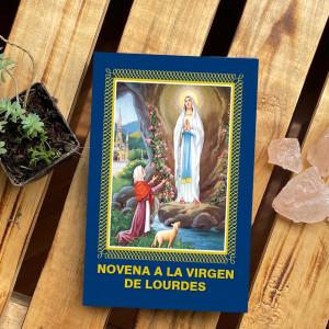 Novena  a la Virgen de Lourdes