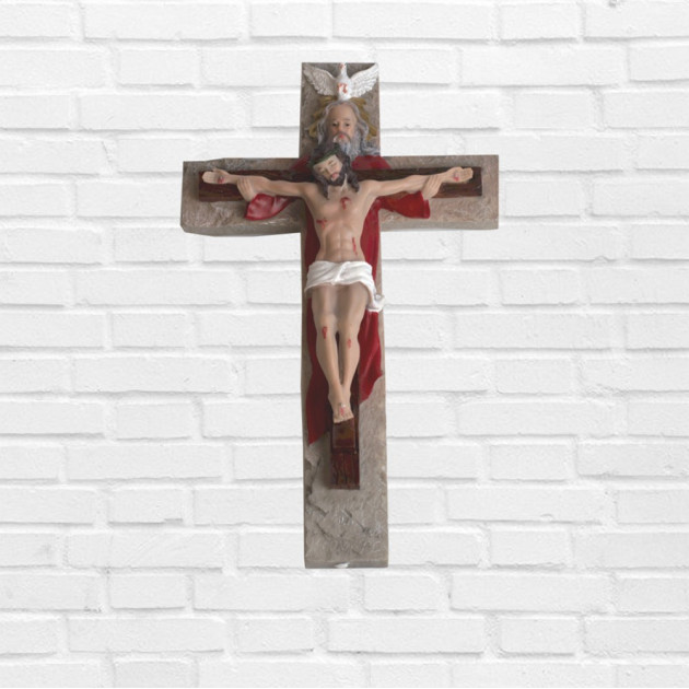 Cruz - Santisima Trinidad