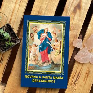 Novena  A Santa  Maria...
