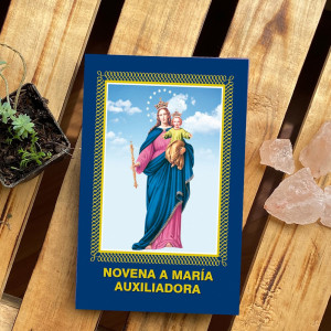 Novena  a  Maria Auxiliadora