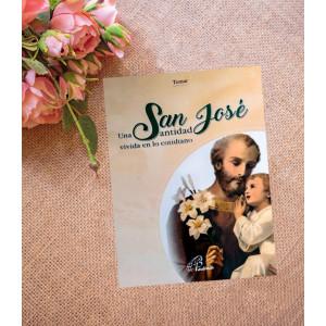 San José. Una santidad...