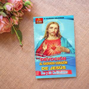 Devoción al Sagrado Corazón...
