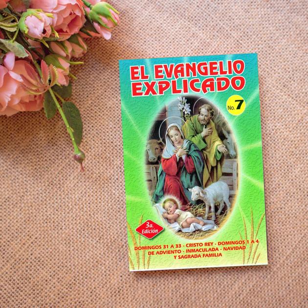 El Evangelio Explicado No. 7...