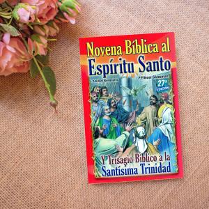 Novena bíblica al Espíritu...