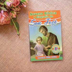 Novena Bíblica y Biografía...