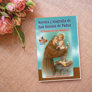 Novena y Biografía de San...